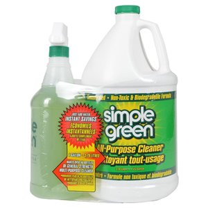 Simple Green 3.78L Sassafras All-Purpose Cleaner with 946mL Dilution Spray Bottle