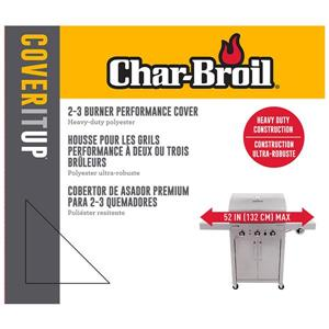 Char Broil Performance Universal 52 In Gas Grill Cover