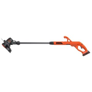 BLACK & DECKER 10-in 20V MAX Straight Cordless String Trimmer and Edger
