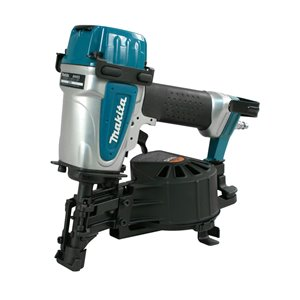 Makita 1-3/4-in Round Head Roofing Coil Nailer