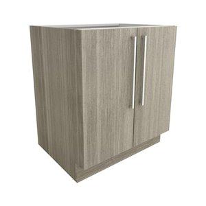 Cutler Aria 30-in 2-Door Base Cabinet