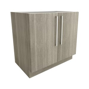 Cutler Aria 36-in 2-Door Base Cabinet