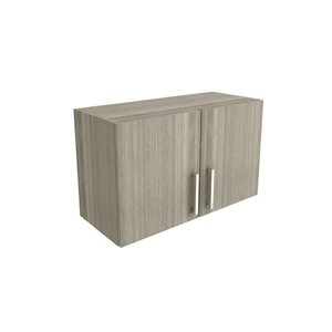 Cutler Aria 30-in x 18-in Wall Cabinet