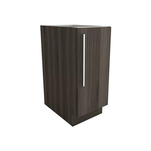 Cutler Zambukka 15-in Single-Door Base Cabinet