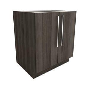 Cutler Zambukka 30-in 2-Door Base Cabinet