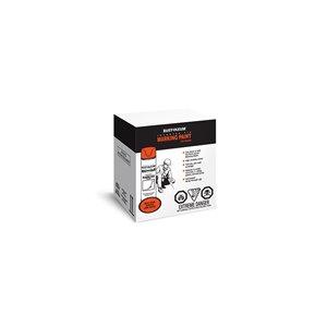 Rust-Oleum Rust-Oleum P2558852 426g Flat Fluorescent Red Orange Professional Marking Spray Paint