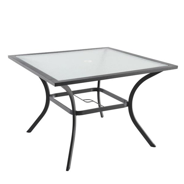 Style Selections Vinehaven Square Patio, 42 Patio Table