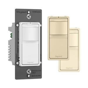 Legrand Radiant White/Light Almond/Ivory Remote Control Outlet