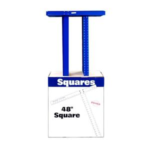 Mayes 48-in Lightweight Wallboard Square