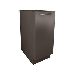 Cutler Sundown 15-in Single-Door Base Cabinet