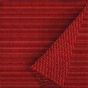 20-in Red Ribbon Olefin Lumbar Toss Pillow