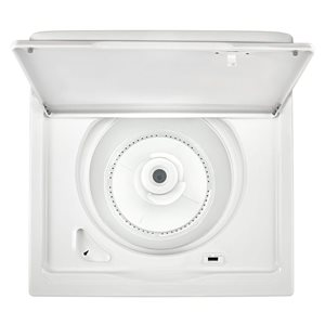 Whirlpool 4-cu ft High-Efficiency Top-Load Washer (White)