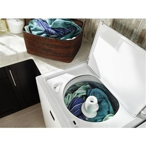 Maytag 4.8-cu ft Top-Load Washer (White)