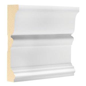 1-3/16 x 5-1/4 x 8-ft Architrave MDF Moulding