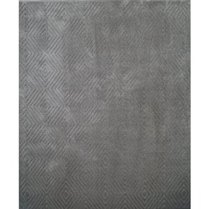 Cam of America Grey (Common:; Actual: 7.833-ft W x 10.833-ft L)
