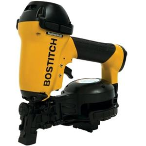 Bostitch 15-Gauge Coil-Fed Pneumatic Roofing Nailer