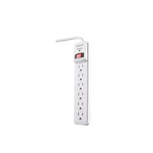 Woods 6-Outlet 900-Joules General use Surge Protector