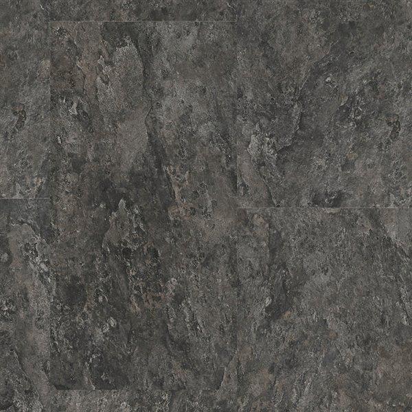 SMARTCORE Ultra Midnight Slate 7 5-mm Luxury Vinyl Plank Flooring (11 97-in  W x 23 62-in L)