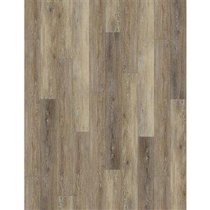 SMARTCORE Ultra 5.5mm Woodford Oak Floating (Interlocking) Vinyl Plank Sample