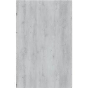 Faber Centurion 7-in x 48-in Chablis Grey Oak Luxury Vinyl Plank