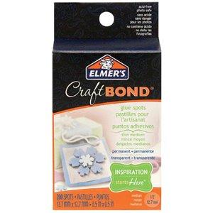ELMER'S Elmer's CraftBond Glue Spots