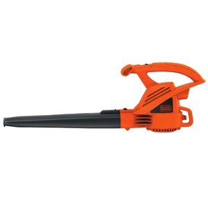 BLACK & DECKER 7 Amp 180 Cfm 180 Mph Sweeper Corded Electric Leaf Blower