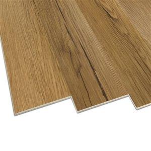 DURACLIC Natural Oak 6-mm Luxury Vinyl Plank Flooring  (7.1-in W x 48-in L)