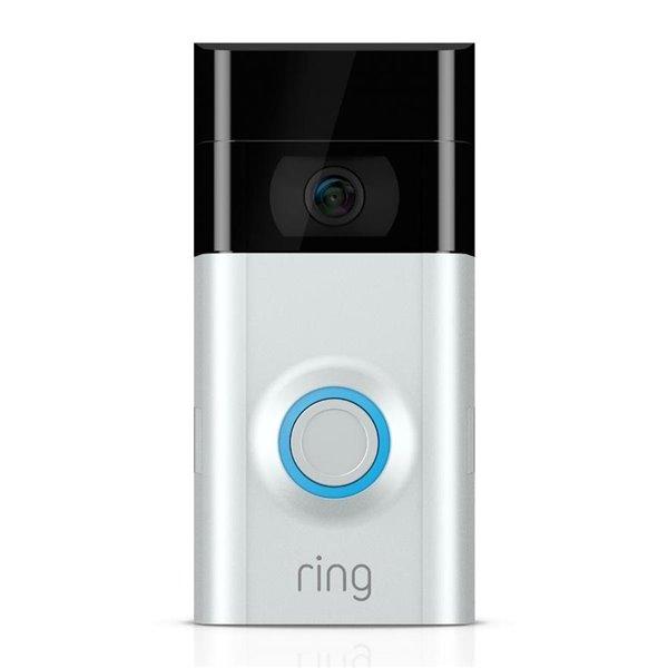 Wireless Video Doorbell 2 Wireless Satin Nickel Venetian Bronze Doorbell Cameras