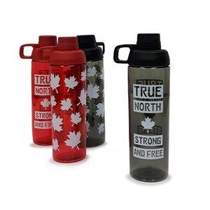 allen + roth 850ml Maple Leaf Water Bottle