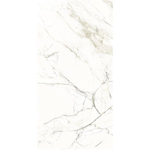 MURdesign 48-in x 8-ft Marble Effect Panel