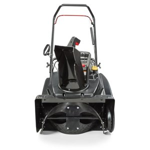 Briggs & Stratton 22-in Single-Stage 208-cc  Gas Snow Blower