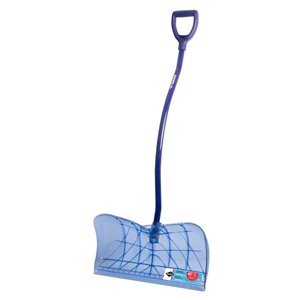 Garant 22.5 Poly Snow Shovel with 55.75-in Aluminum-Handle