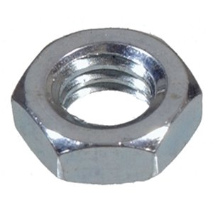5-Count #4 Stainless Steel Standard (SAE) Hex Nut