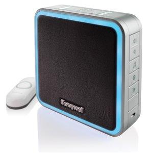 Honeywell Series 9 Portable Wireless Doorbell With Halo