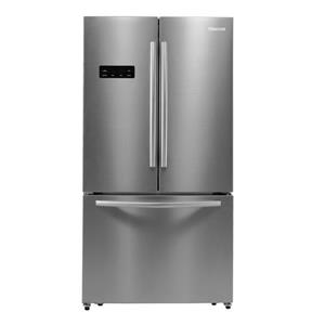 20 cubic ft Stainless Steel Counter Depth French Door Refrigerator