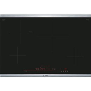 Bosch 800 Series 30-in 4-Element Induction Cooktop (Black)