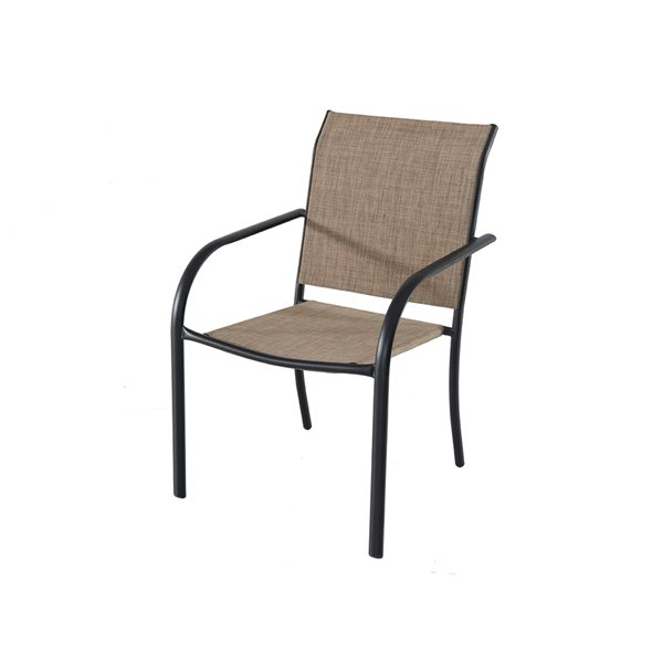 Style Selections Ashville Stackable, Stacking Patio Furniture Canada