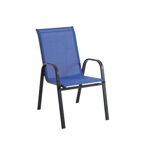 Style Selections Stackable Patio Chair, Stacking Patio Furniture Canada