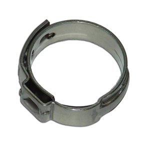 1/2-in Dia. SS Pinch C-Clamp