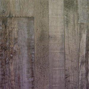 Goodfellow Weathered Barnwood Oak 5 Mm Luxury Vinyl Plank