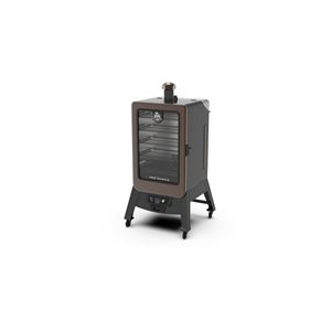 Pro Series 4 Vertical Wood Pellet Smoker