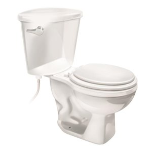 Fluidmaster Perfect Fit� Univeral Toilet Tank Lever- Chrome