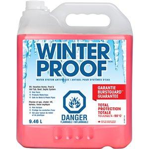 WinterProof 9.46L Plumbing Anti-freeze