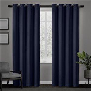 Design Decor Peau De Soie BO 84 Pcoat Blue