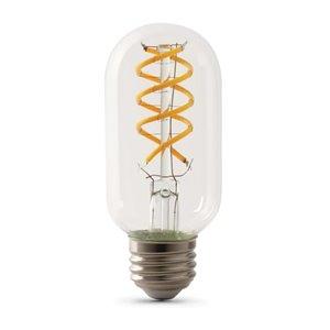 Feit Electric 4.5-Watt/200 Lumens Medium Base (E-26) Dimmable Tubular LED Light Bulb (1-Pack)
