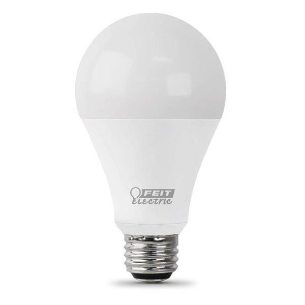 Feit Electric 150-Watt/2200 Lumens Medium Base (E-26) Dimmable A21  Specialty Light Bulbs Light Bulb (1-Pack)
