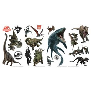 RoomMates Jurassic World Wall Decals