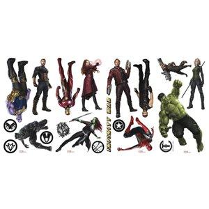 RoomMates Avengers Infinity War Decals