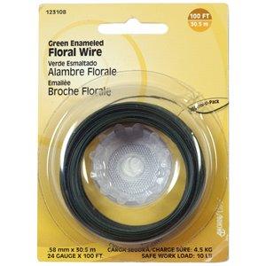 Floral Wire 24-Gauge