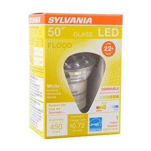 SYLVANIA LED PAR16 6 W Dimmable 80CRI 450 Lumen 3000K 25000 Life